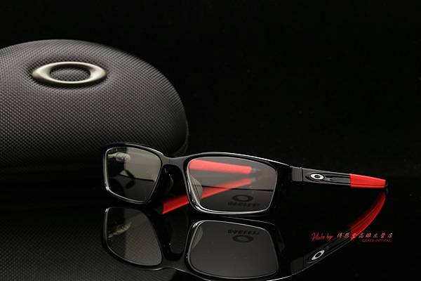 Oakley Crosslink Pitch ox8041-1756 光學近視眼鏡