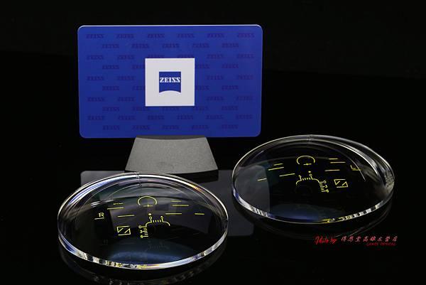 蔡司 ZEISS 全能數位3D+ Plus 1.6多焦點DBP抗藍光鑽立方鉑金鍍膜鏡片 高雄得恩堂左營店