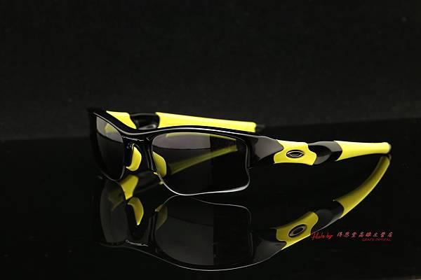 Oakley Livestrong Flak Jacket XLJ & 客製化近視有度數運動光學太陽眼鏡