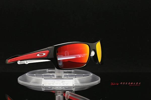 OAKLEY TURBINE SCUDERIA FERRARI COLLECTION OO9263-3963 法拉利聯名版太陽眼鏡