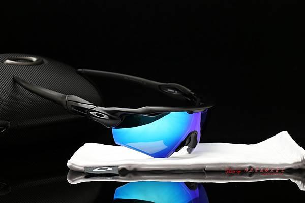 OAKLEY RADAR EV PATH & 高階SPORT全視野彩色藍鍍膜運動型鏡片