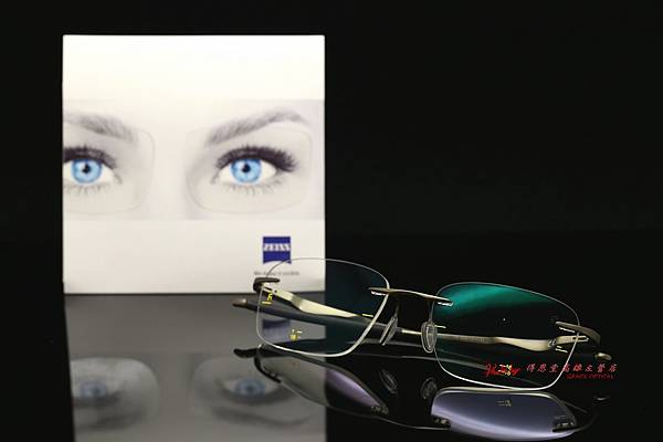 OAKLEY WINGFOLD EVS OX5115-01 光學近視眼鏡 & 蔡司 ZEISS Light D 輕量型多焦點鏡片
