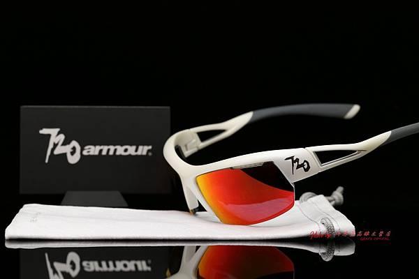 720armour CRX PEAK B322 彩色紅鍍膜客製化運動光學運動太陽眼鏡