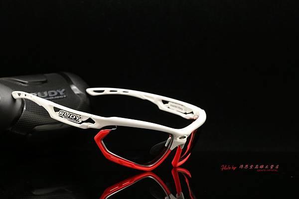 Rudy Project FOTONYK & CRX nxt變色灰色客製化運動光學鏡片
