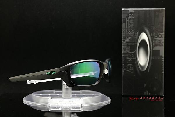 OAKLEY STRAIGHTLINK ASIA FIT OO9336-05 運動型太陽眼鏡