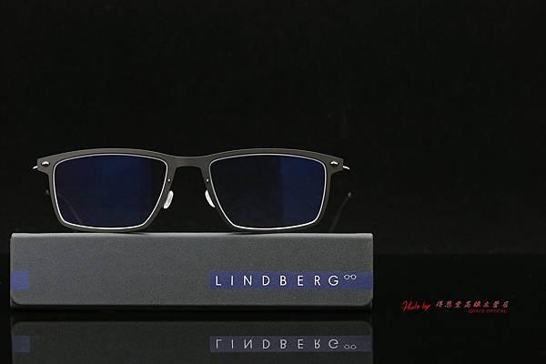 LINDBERG n.o.w. 6500 丹麥 林德柏格 & 日本原裝FUJI高清UV420濾藍光鏡片