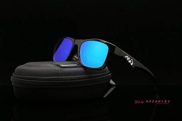 720armour FABIO B372太陽眼鏡 & 高階SPORT彩色藍鍍膜有度數太陽鏡片