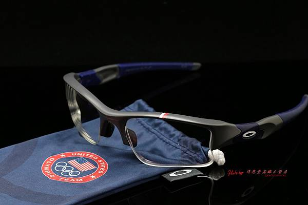 Oakley Team USA Flak Jacket XLJ & 高階SPORT鏡片