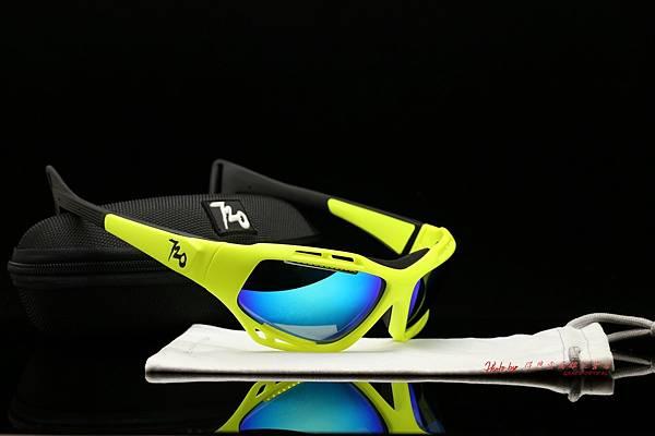 720armour STINGRAY B330-7 水上運動系列 & 近視彩色偏光金鍍膜有度數運動太陽鏡片