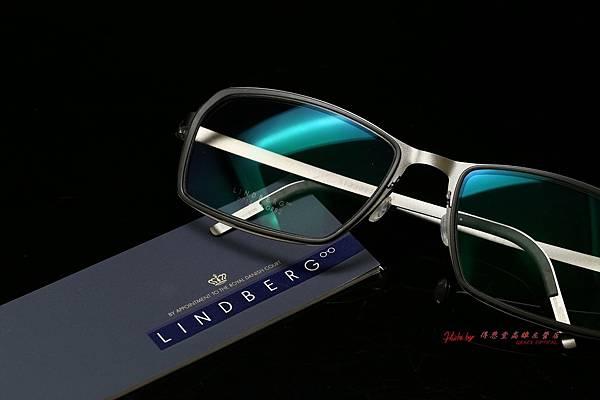 LINDBERG Strip titanium 9700 丹麥 林德柏格 高雄得恩堂左營店