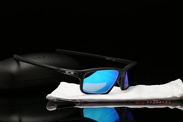 OAKLEY CROSSLINK ZERO OX8080-07 ASIA FIT & 高階SPORT偏光藍鍍膜近視有度數運動型鏡片 高雄得恩堂左營店