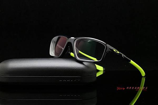 OAKLEY CROSSLINK ZERO OX8080-02 ASIA FIT & 第七代全視線視無限變色sport鏡片