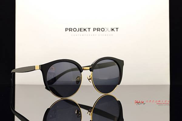 Projekt Produkt GL-7 C01G 韓國時尚太陽眼鏡 高雄得恩堂左營店