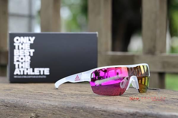 adidas eyewear Zonyk Aero Purple Mirror 愛迪達運動型太陽眼鏡 高雄得恩堂左營店