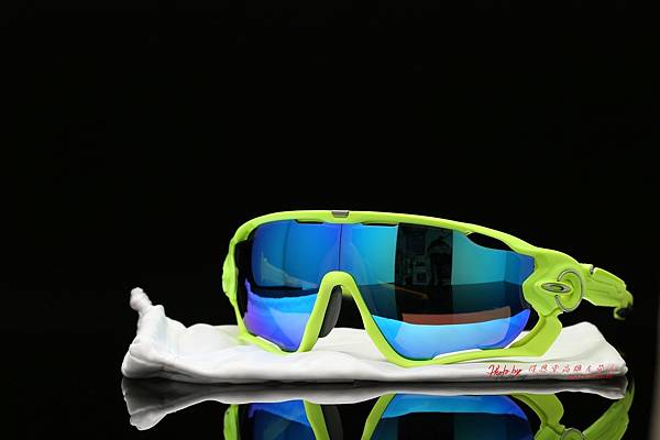OAKLEY JAWBREAKER &客製化SPORT全視野近視有度數藍鍍膜運動太陽鏡片 高雄得恩堂左營店