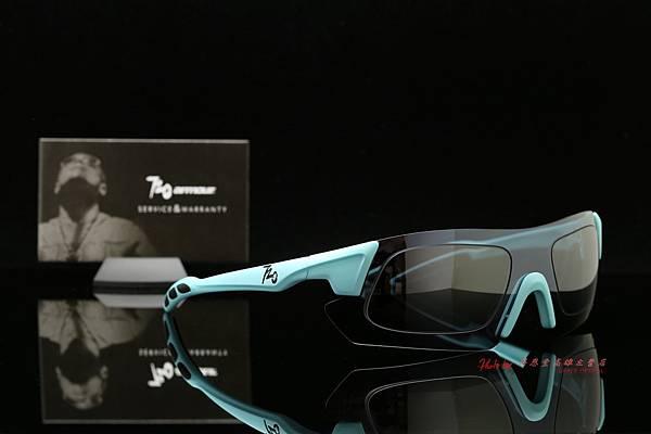 720armour KAMIKAZE CRX 近視有度數白金鍍膜偏光運動型太陽眼鏡 高雄得恩堂左營店