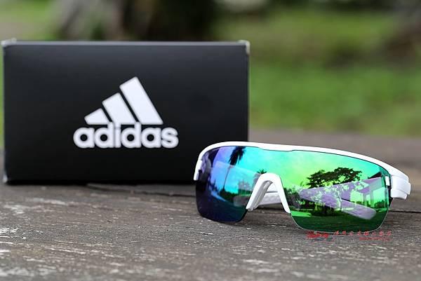 adidas eyewear Zonyk Aero Green Mirror 愛迪達運動型太陽眼鏡