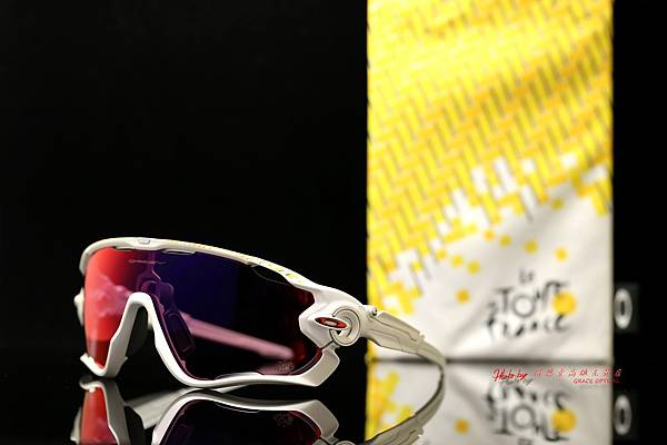 OAKLEY JAWBREAKER PRIZM ROAD TOUR DE FRANCE TOUR DE FRANCE OO9290-2731 環法版運動型太陽眼鏡