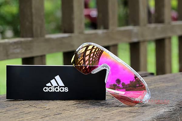 adidas eyewear Zonyk Aero PRO LST VARIO Purple Mirror 愛迪達變色款運動型太陽眼鏡
