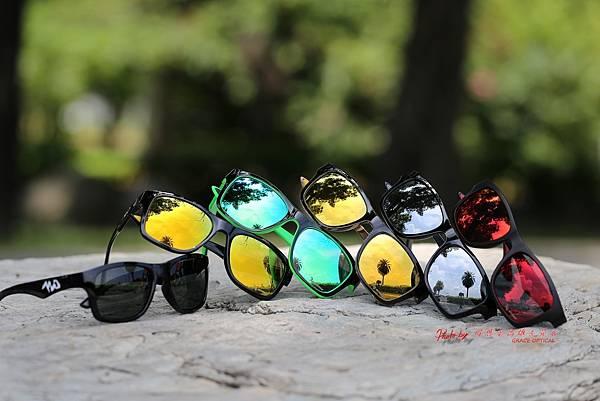 720armour FABIO時尚近視有度數太陽眼鏡|近視朋友炎夏抗陽好幫手 高雄得恩堂左營店