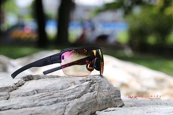 adidas eyewear Zonyk Aero PRO LST VARIO Purple Mirror 愛迪達變色款運動型太陽眼鏡 高雄得恩堂左營