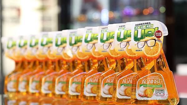 快潔適橘油泡沫清潔劑|眼鏡清潔的清潔專家 高雄得恩堂左營店