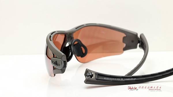 adidas eyewear EVIL EYE HALFRIM L 愛迪達邪惡之眼運動型太陽眼鏡 鏡架修復實錄 高雄得恩堂左營店
