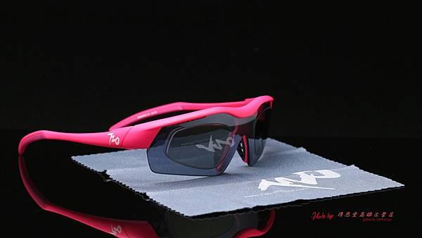 720armour Hitman JR B325 CRX近視運動光學偏光白金鍍膜運動太陽眼鏡