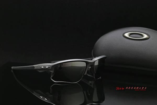 OAKLEY FLAK DRAFT OO9364-0467 & 客製化SPORT偏光白水銀運動近視有度數鏡片