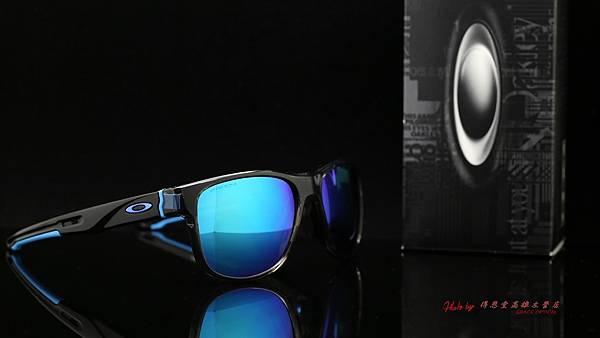 OAKLEY CROSSRANGE R PRIZM Sapphire Polarized OO9369-0457 (ASIA FIT)偏光太陽眼鏡