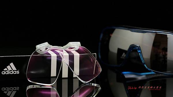 adidas eyewear Zonyk Aero & Zonyk AeroA545近視專用內架