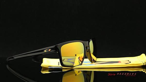 OAKLEY VALENTINO ROSSI SLIVER VR/46 羅西聯名版太陽眼鏡 & 客製化SPORT偏光彩色金鍍膜鏡片