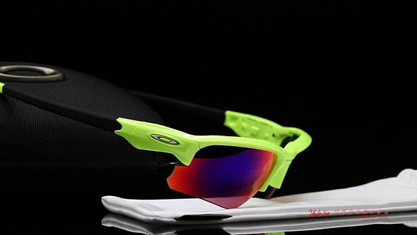 OAKLEY FLAK DRAFT PRIZM ROAD OO9373-0770 (ASIA FIT) 運動型太陽眼鏡
