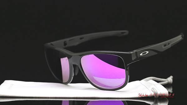 OAKLEY CROSSRANGE R OO9369-0357 (ASIA FIT) & 客製化SPORT偏光彩色紫鍍膜鏡片