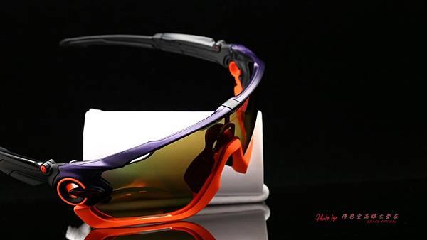 OAKLEY JAWBREAKER OO9290-3031 PRIZM RUBY NEON POP FADE運動型太陽眼鏡