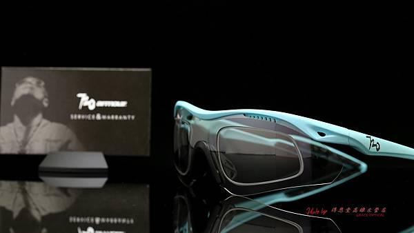 720armour Analog CRX 近視有度數 變色白鍍膜運動型太陽眼鏡