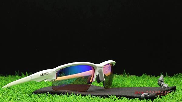 OAKLEY FLAK DRAFT PRIZM GOLF OO9373-0670 (ASIA FIT) 運動型太陽眼鏡