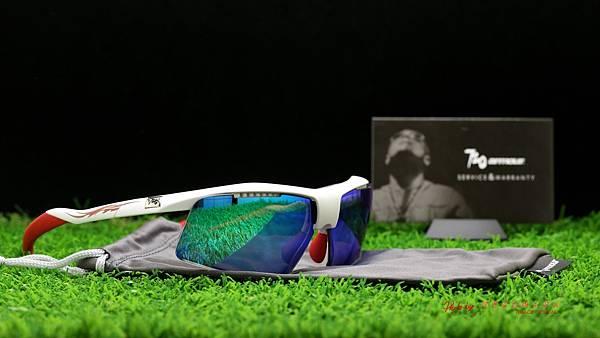 720armour Dart B304 CRX 藍REVO鍍膜 近視有度數運動型太陽眼鏡