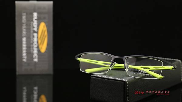 Rudy Project DNA CARBON RIMLESS 光學眼鏡