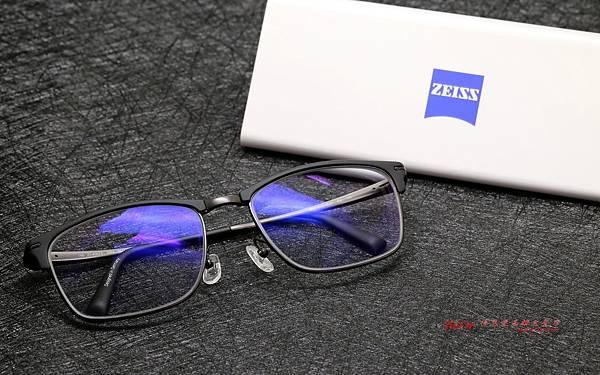 ZEISS蔡司TITANIUM ZS-40013光學眼鏡