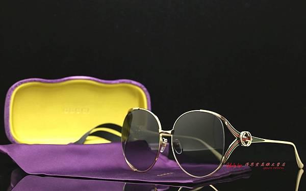 GUCCI Sunglass GG0225S 001 太陽眼鏡