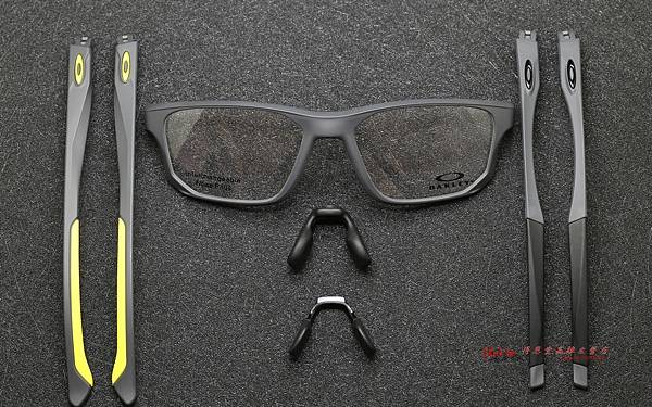 OAKLEY CROSSLINK FIT (ASIA FIT) OX8142 光學眼鏡 高雄得恩堂左營店 專業銷售店