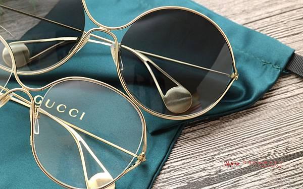 GUCCI Eyewear GG0253SA GG0254OA 光學眼鏡 太陽眼鏡 高雄得恩堂左營店
