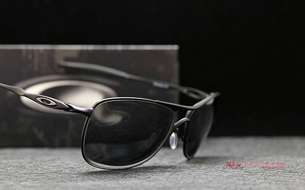 OAKLEY CROSSHAIR OO4060-03 & 客製化SPORT近視有度數白金鍍膜太陽眼鏡鏡片
