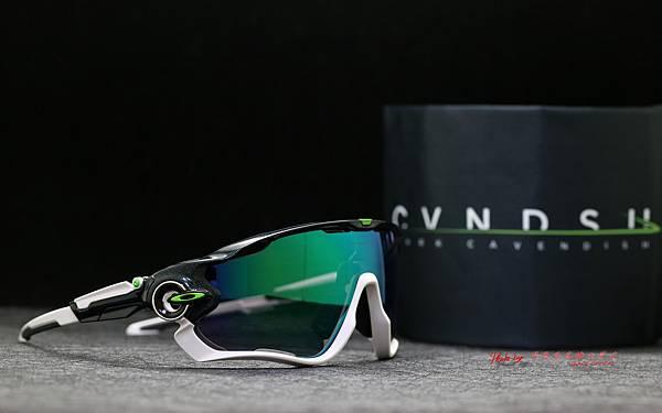 Oakley JAWBREAKER CAVENDISH Edition Prizm Jade OO9290-3631 運動型太陽眼鏡