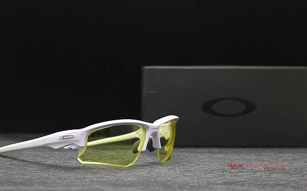 OAKLEY FLAK DRAFT & 客製化SPORT近視有度數夜間專用黃色鏡片