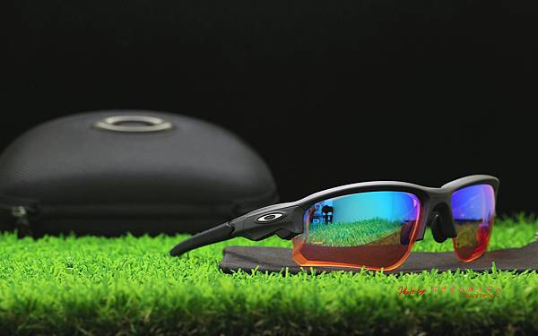 OAKLEY FLAK DRAFT & 客製化SPORT近視有度數射擊用濾光鏡片