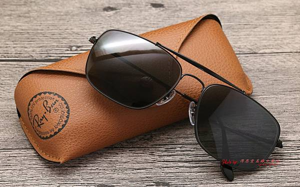 Ray Ban RB3560 002/58 The Colonel 上校款近視有度數太陽眼鏡 高得恩堂左營店 專業店中店銷售門市