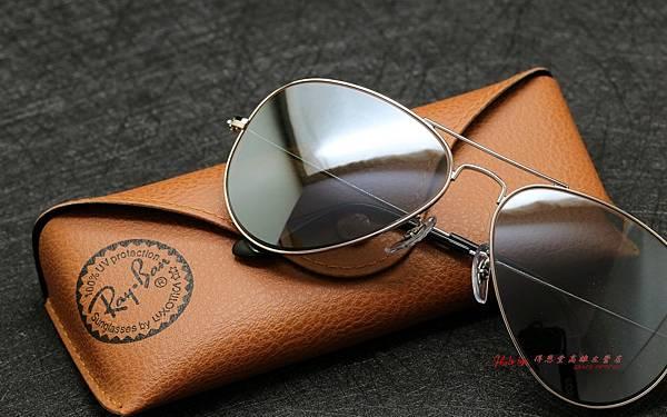 Ray Ban RB3025 003/32 Aviator 近視有度數雷朋太陽眼鏡 高雄得恩堂左營店 專業店中店銷售門市