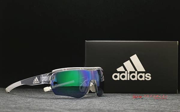 adidas eyewear Zonyk Aero PRO &『超視野』SPORT近視有度數綠鍍膜運動鏡片 高雄得恩堂左營店 專業銷售店